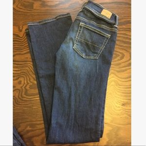 American Eagle Slim Boot Cut Jeans Size 4 Long